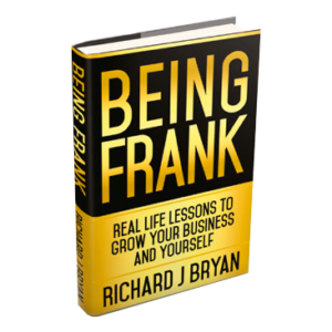 Being Frank - Richard J. Bryan