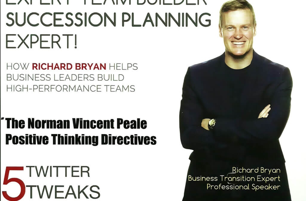 RICHARD BRYAN AND THE IMPORTANCE OF STRATEGIC LEADERSHIP